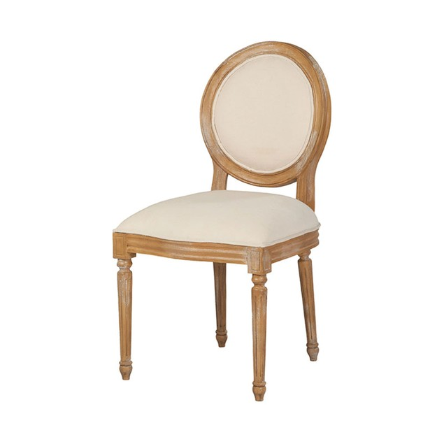 Guildmaster Alcott Side Chair - Sandblasted Artisan Stain