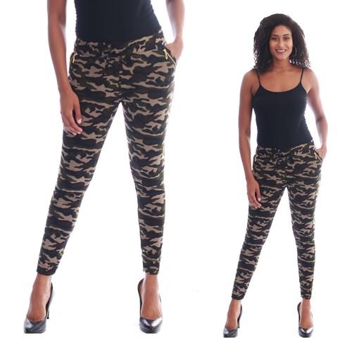 Women Camouflage Jumpsuit Romper, Dress, Pant