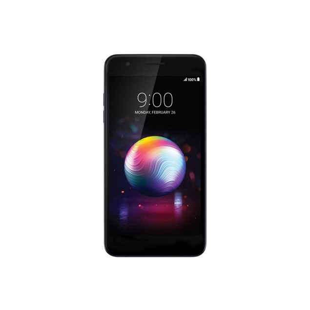 LG K30, AT&T, Black, 16 GB, 5.3 in Screen