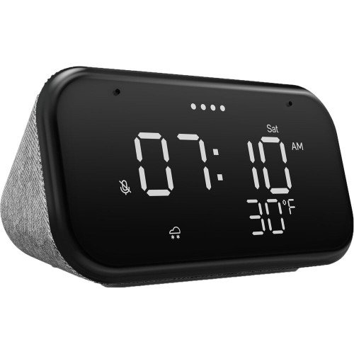 Lenovo Smart Clock with Google Assistant (Refurbished)