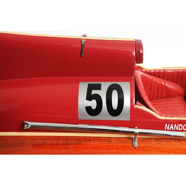 Old Modern Handicrafts Ferrari Hydroplane Model