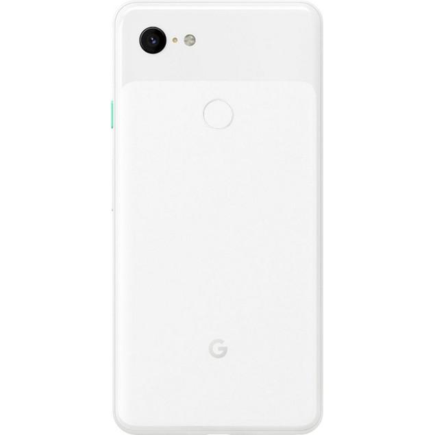 Google Pixel 3 XL, Unlocked, White, 64 GB, 6.3 in Screen