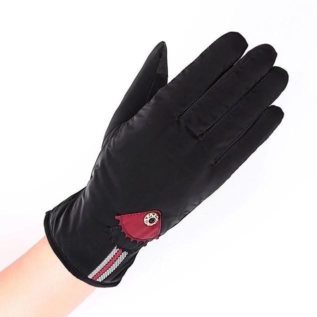 Womens Waterproof Windproof Gloves Winter Outdoor Sport Ski Gloves D