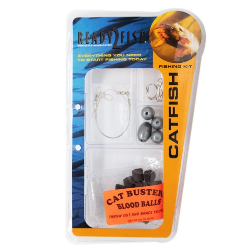 Ready2Fish Complete Catfish fishing kit