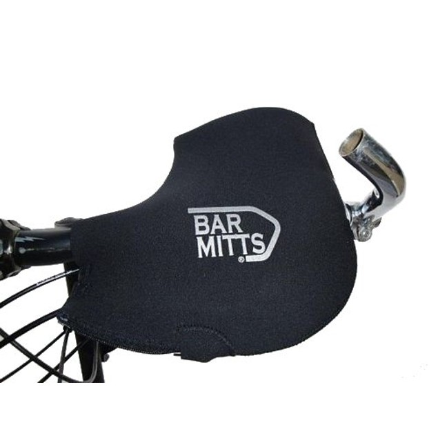 Bar Mitts Mountain/Flat/Commuter for Bar Ends - XLarge