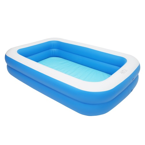 """102"""" x 67"""" x 20"""" Inflatable Swimming Pool - Wall Thickness 0.3mm"""