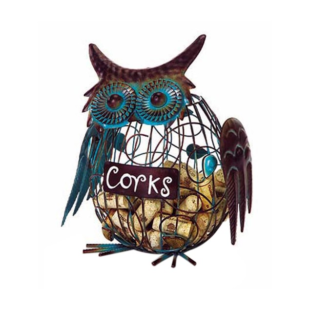 Picnic Plus Cork Caddy Owl