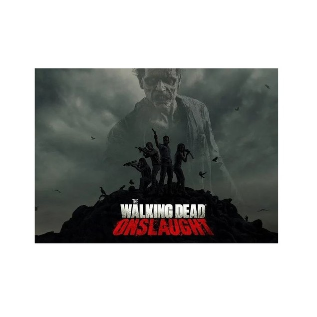 The Walking Dead Onslaught PS4 Game (PSVR Required)
