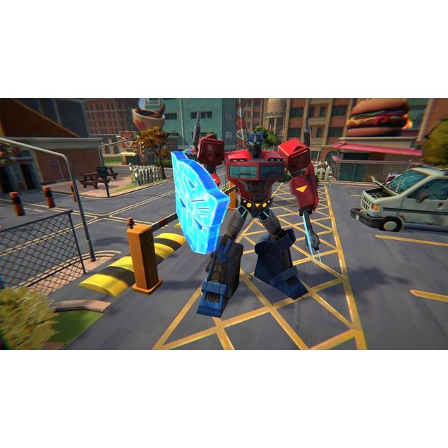 Transformers Battlegrounds PS4 Game
