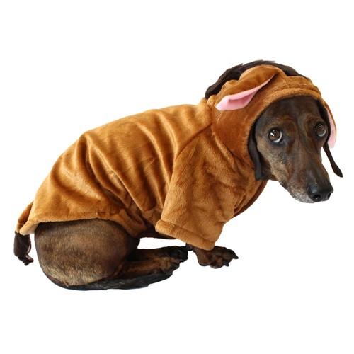 Midlee Donkey Dog Costume