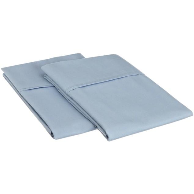 600-Thread-Count Pillowcases Set, Cotton Blend