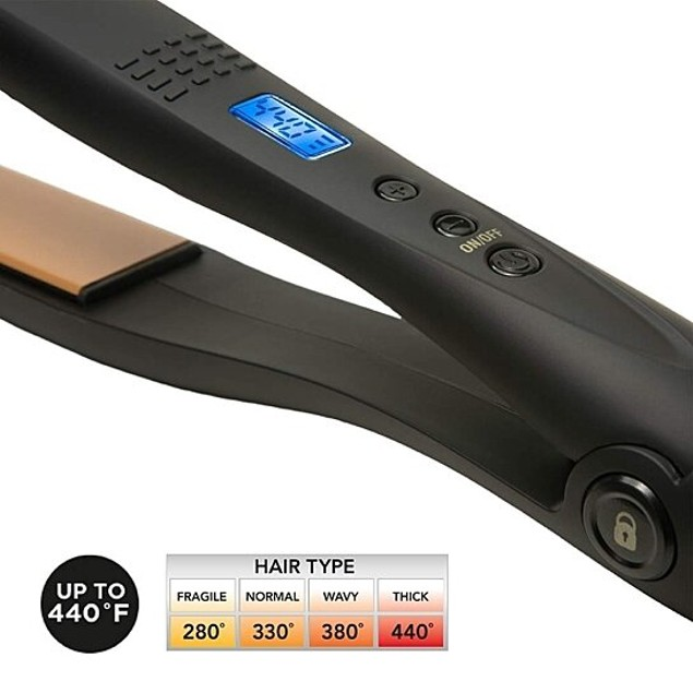 Hot Tools® Signature Series Salon Digital Flat Iron, 1 Inch