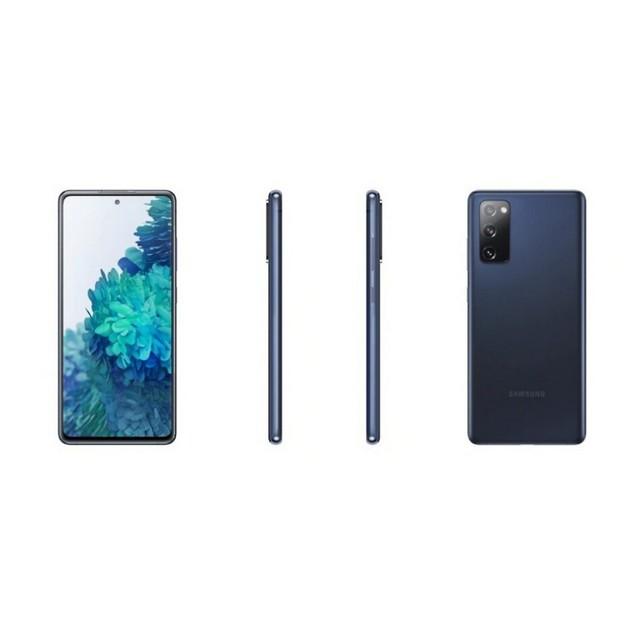 Samsung Galaxy S20 FE 5G, AT&T, Blue, 128 GB, 6.5 in Screen