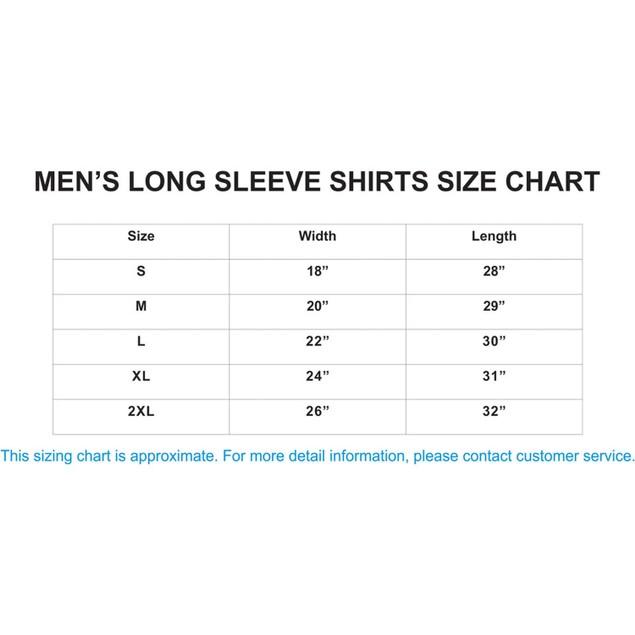 Men's Football Nation Long Sleeve Shirts