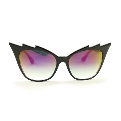 DITA Sunglasses Hurricane Shiny Black 59mm