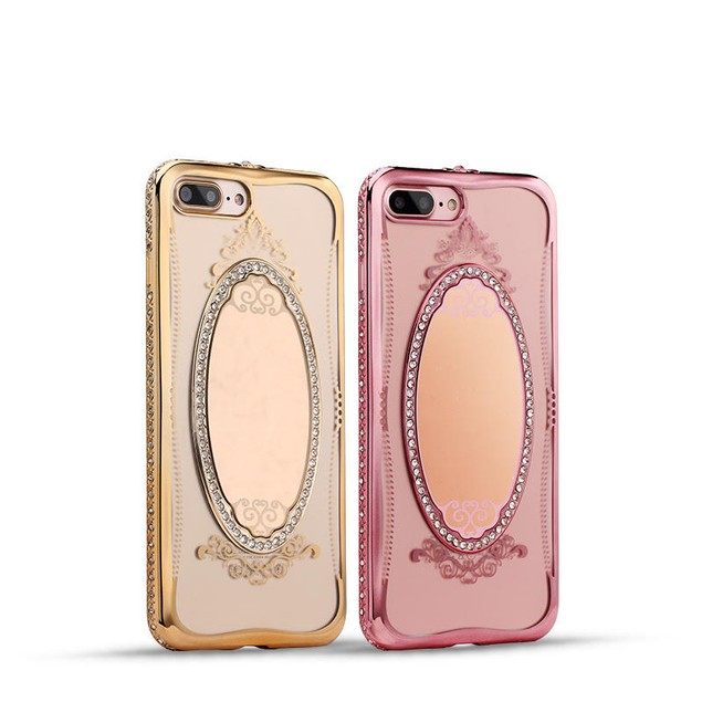 Mirror Case for iPhone 6, 6 Plus, 7 & 7 Plus
