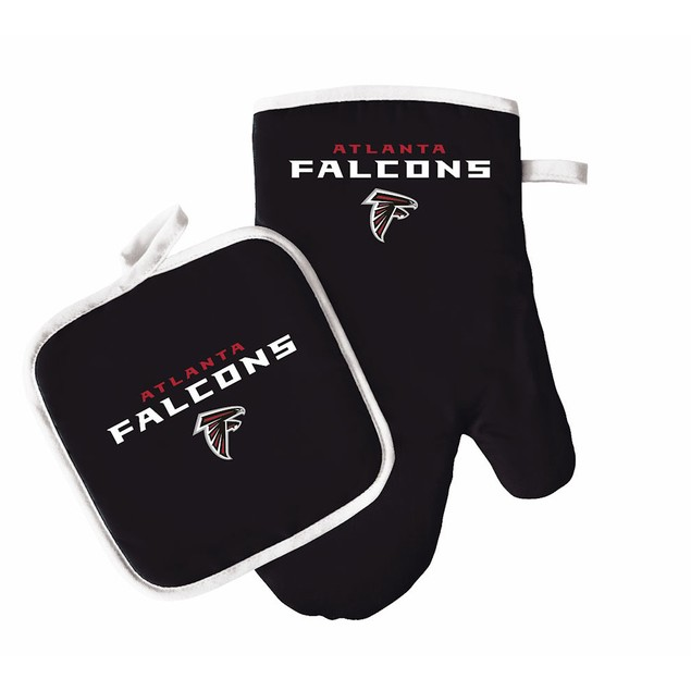 Atlanta Falcons Oven Mitt & Pot Holder