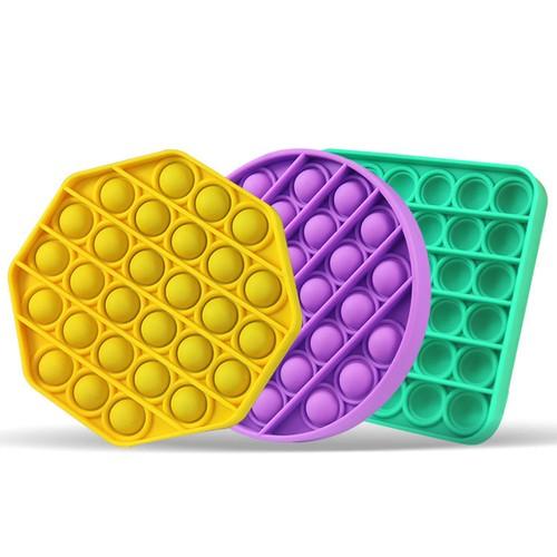 2-Pack Bubble Pop Sensory Fidget Toy