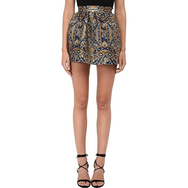DSQUARED2 Women's Hungarian Doll Skirt Mix Colours 42 (US 27/28)