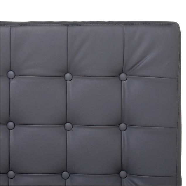 "Studio Designs Lintel 35"" Bench Bonded Leather"