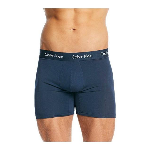Calvin Klein Men's Micro Modal Boxer Brief Navy M
