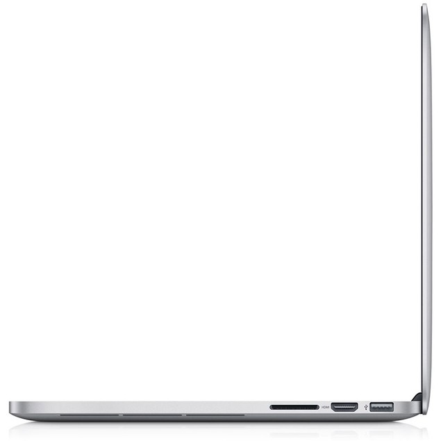 "Apple MacBook Pro MD212LL/A 13.3"" 120GB MacOSX, Silver (Refurbished)"