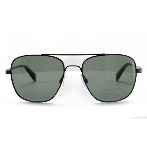Nautica Men's Sunglasses N5108S 042 Matte Gunmetal 57 18 140 Polarized
