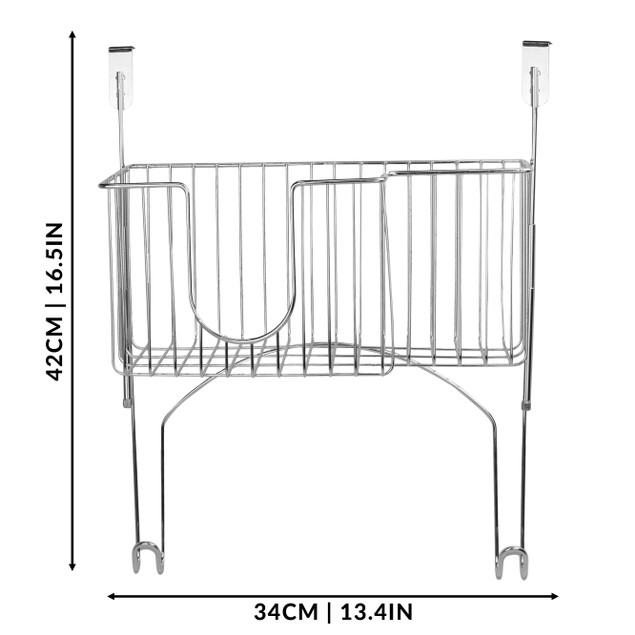 Over Door Iron and Ironing Board Holder | MandW