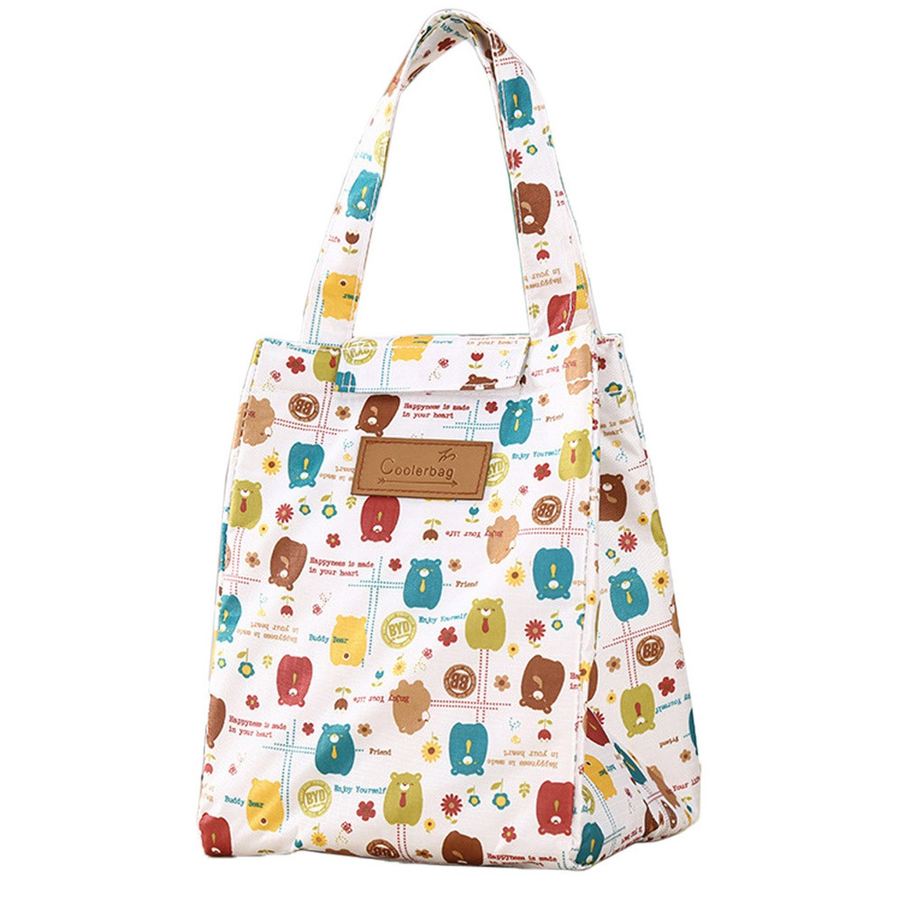 ... Insulated Thermal Cooler Lunch Box Tote Storage Bag Picnic Container ...
