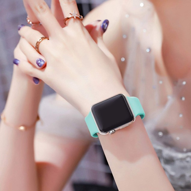 Apple Watch Sport Band (Multiple Colors)