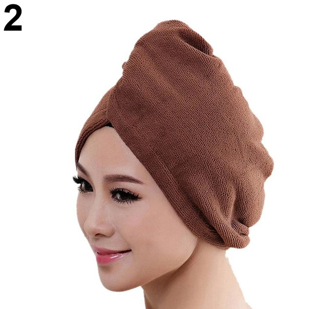 Women's Hair Absorbent Quick Drying Towel
