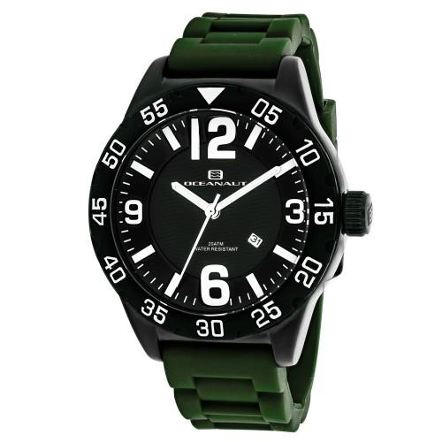 Oceanaut Men's Black Dial Watch - OC2716