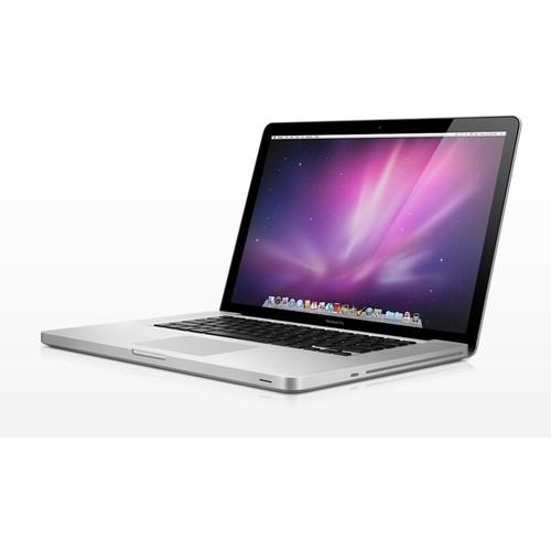"Apple MacBook Pro MC373LL/A 15.4"" 500GB,Silver(Scratch and Dent)"