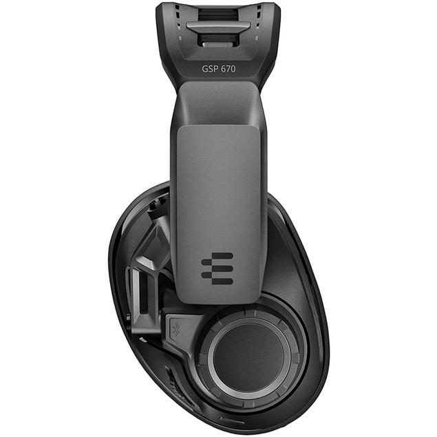 Sennheiser EPOS Bluetooth Gaming Headset, GSP 670, Black (Certified Refurbished