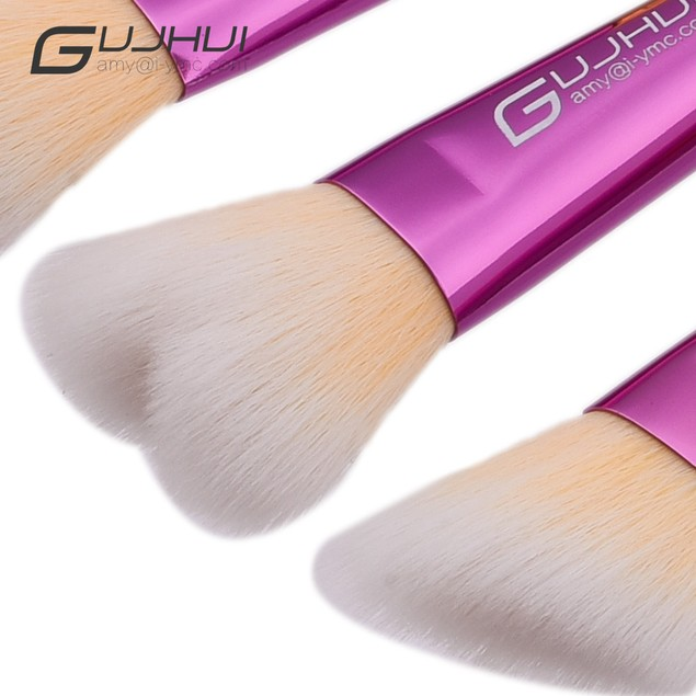 7PCS  Make Up Foundation  Blush Cosmetic Concealer Brushes 57