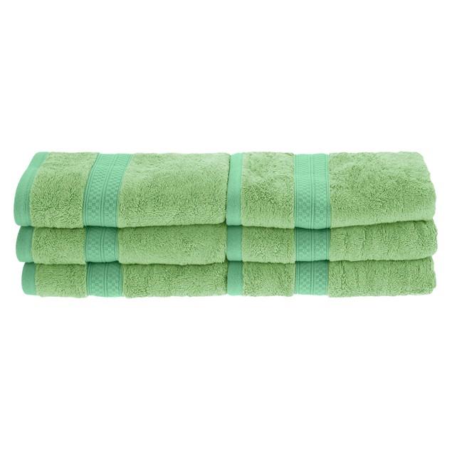650 GSM  Bamboo Cotton 6-Piece Hand Towel Set