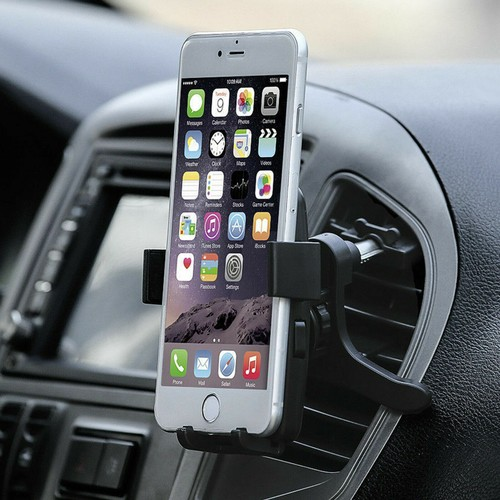 360° Car Mount Holder Stand Air Vent Cradle For Mobile Cell Phone GPS