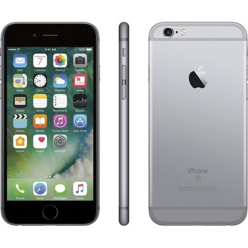 Apple iPhone 6s, C Spire, Gray, 16 GB, 4.7 in Screen