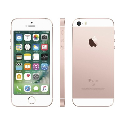 Apple iPhone SE 64GB Verizon GSM Unlocked T-Mobile AT&T 4G LTE Rose Gold - Grade B