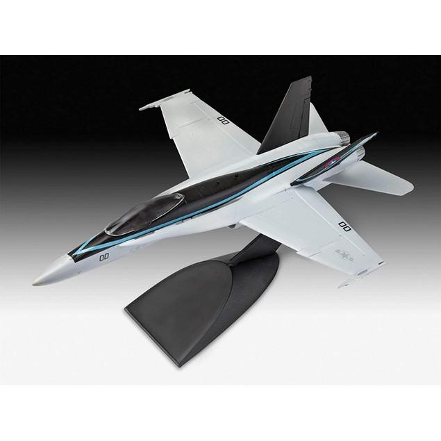 F/A-18 Hornet Top Gun Maverick 1:72 Easy Click Revell Model Kit