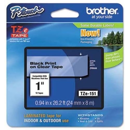 Brothers BRTTZE151 - Brother TZe Label Tape