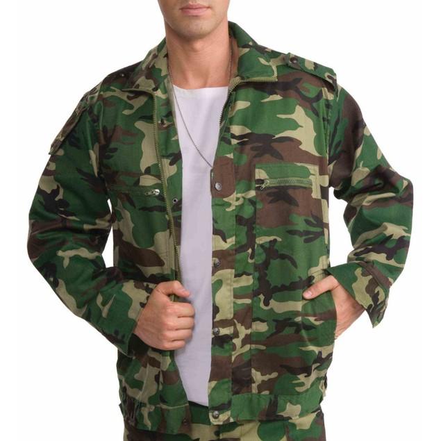 Camouflage Jacket - Standard