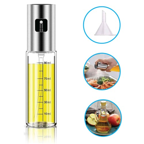 Olive Oil Sprayer Mister for Cooking, BBQ, and Grilling