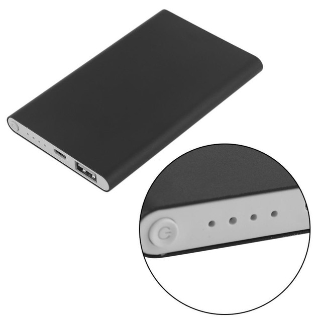 Universal 10,000mAh Hi-Speed Slim Power Bank