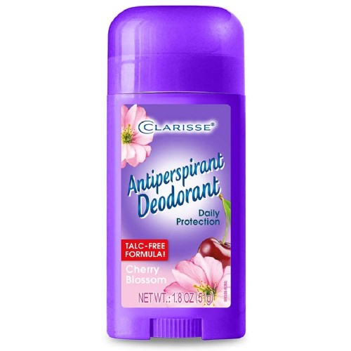 Clarisse daily Protection Protection Talc Free Antiperspirant Deodorant, 2