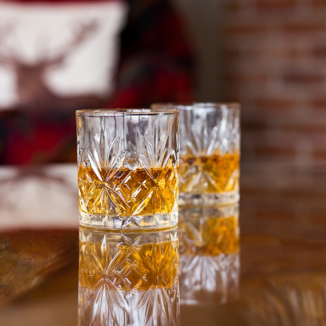 Set of 4 Whiskey Tumblers | MandW