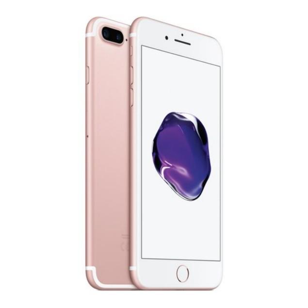 Apple iPhone 7 Plus, Unlocked, Pink, 128 GB, 5.5 in Screen