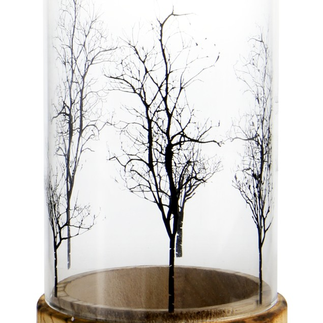 Tree Design Tealight Candle Holder | MandW