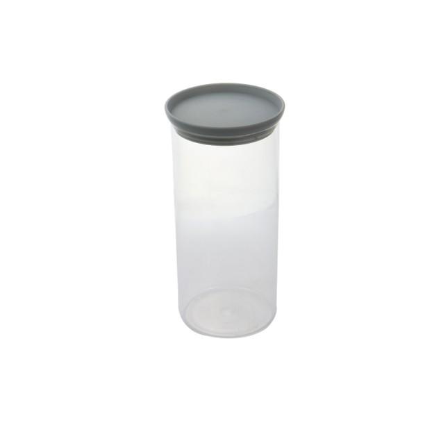 Glass Food Airtight Storage With Plastic Lids - Set of 4 | MandW