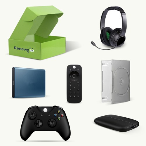 Renewgoo The GOO Box - Gaming Accessories Edition (Compact)